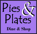 Pies & Plates, Dine & Shop