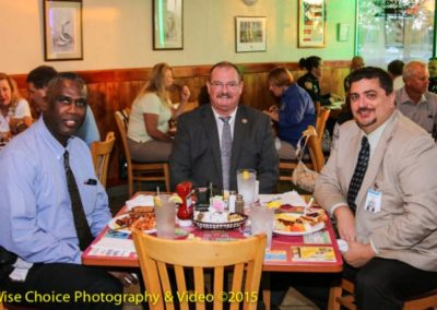 Punta Gorda Chamber, Business Over Breakfast