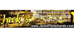Jack's Restaurant of Punta Gorda