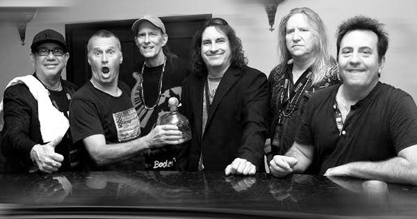 The Greg Billings Band, soul rock