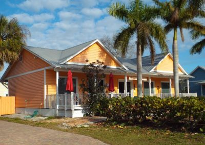 Historic Punta Gorda, FL-Orange House