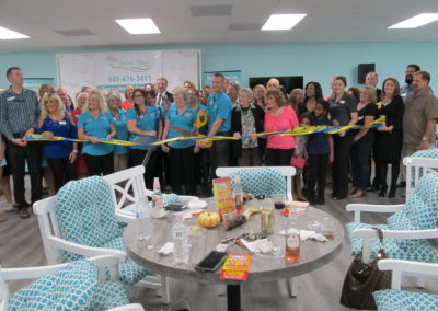 Chelsea Place Home Care Ribbon Cutting