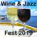 Logo 14th Annual Wine and Jazz Festival 2019