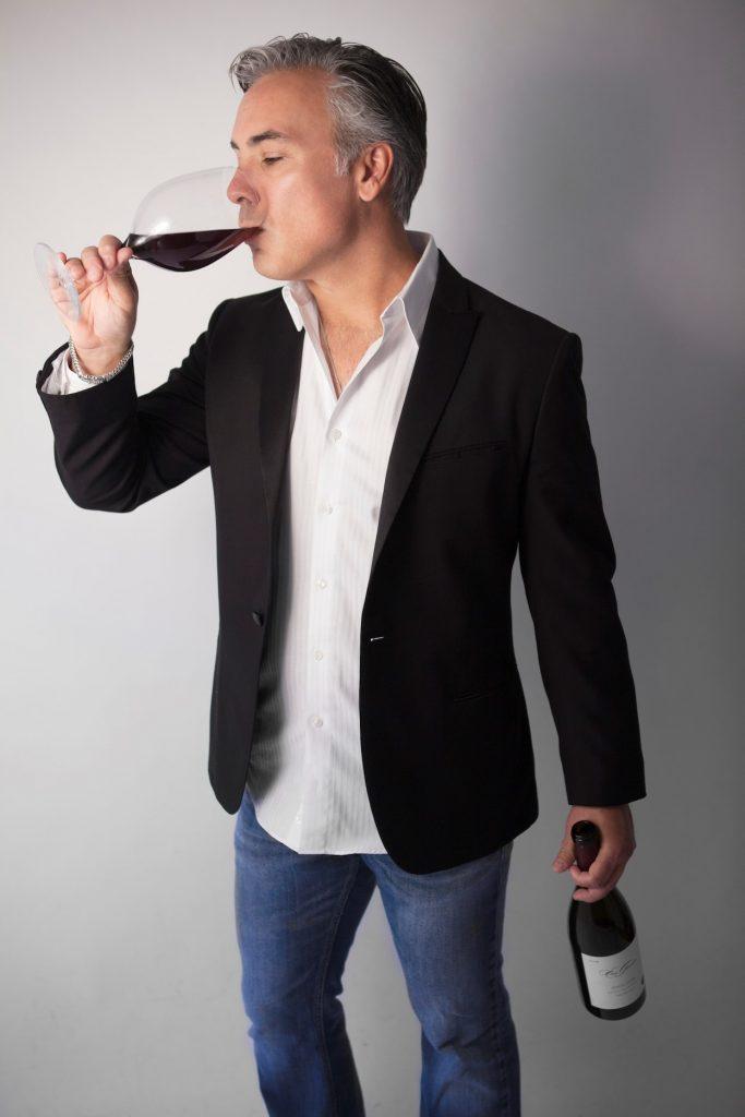 Eric Guerra of Reserve Tastings