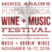 Mindi Abair's Punta Gorda Wine Music Festival