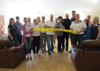 Alder Terrace Adult Day Care Ribbon Cutting
