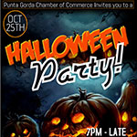 Punta Gorda Chamber Halloween Party 2019