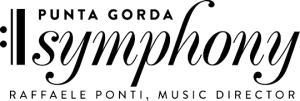 Punta Gorda Symphony Florida, new logo