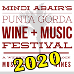 Mindi Abair's Punta Gorda Wine + Music Festival 2020
