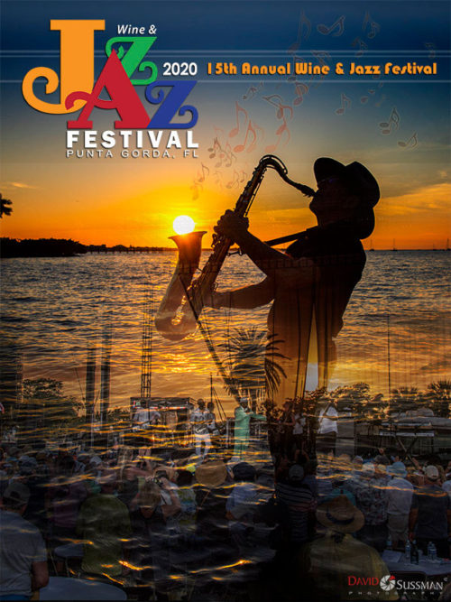 2020 15th Annual Wine & Jazz Festival, Punta Gorda, FL