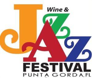 Punta Gorda Chamber Wine & Jazz Festival logo