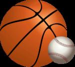 Basketball & baseball