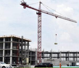 Sunseeker Allegiant Resort construction restarted
